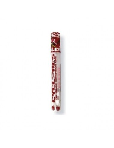 Cyclones Clear Cherry