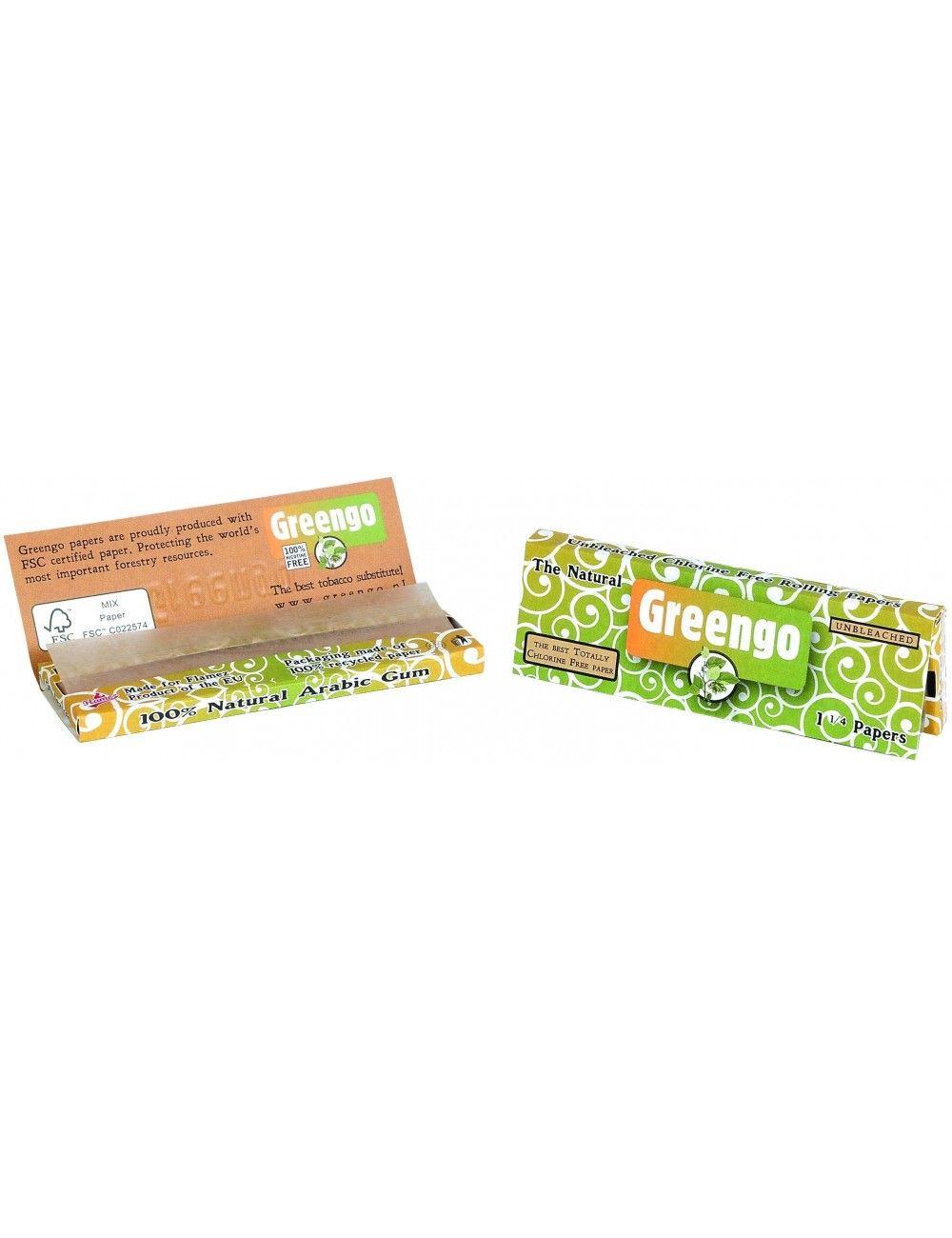 GreenGo 1 1/4 Size