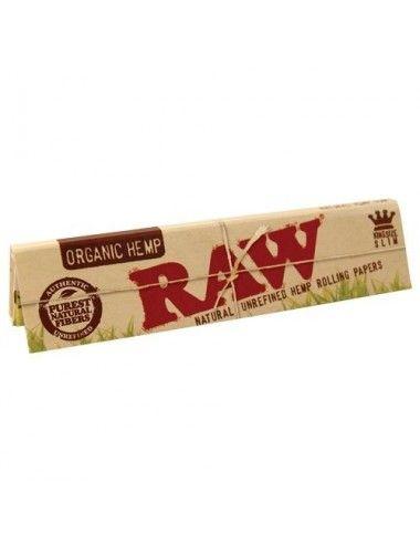 Raw Orgánico King Size Slim