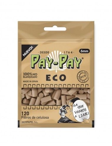 Filtros ECO Pay-Pay