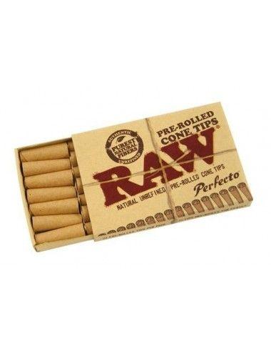 RAW Tips Cone Perfecto Prerolled