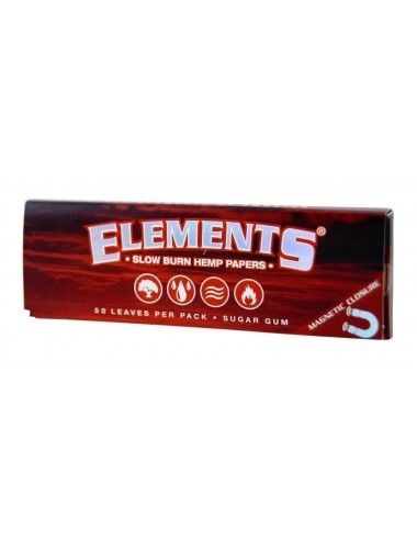Elements Red 1 1/4