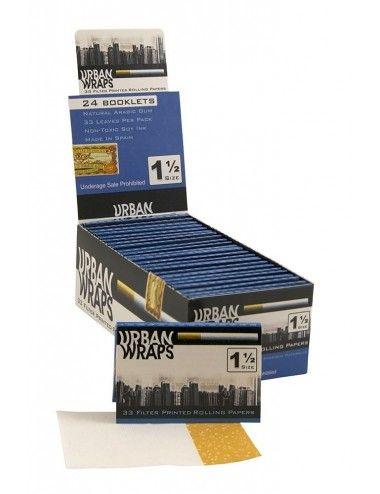 Urban Wraps 1 1/2