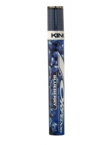 Torpedo Cone King Size Blueberry