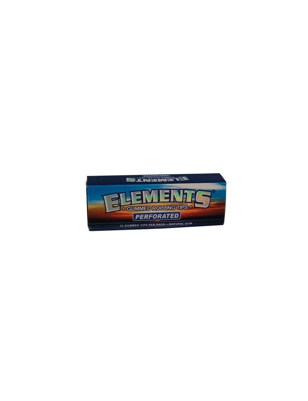 Tips Elements Gummed