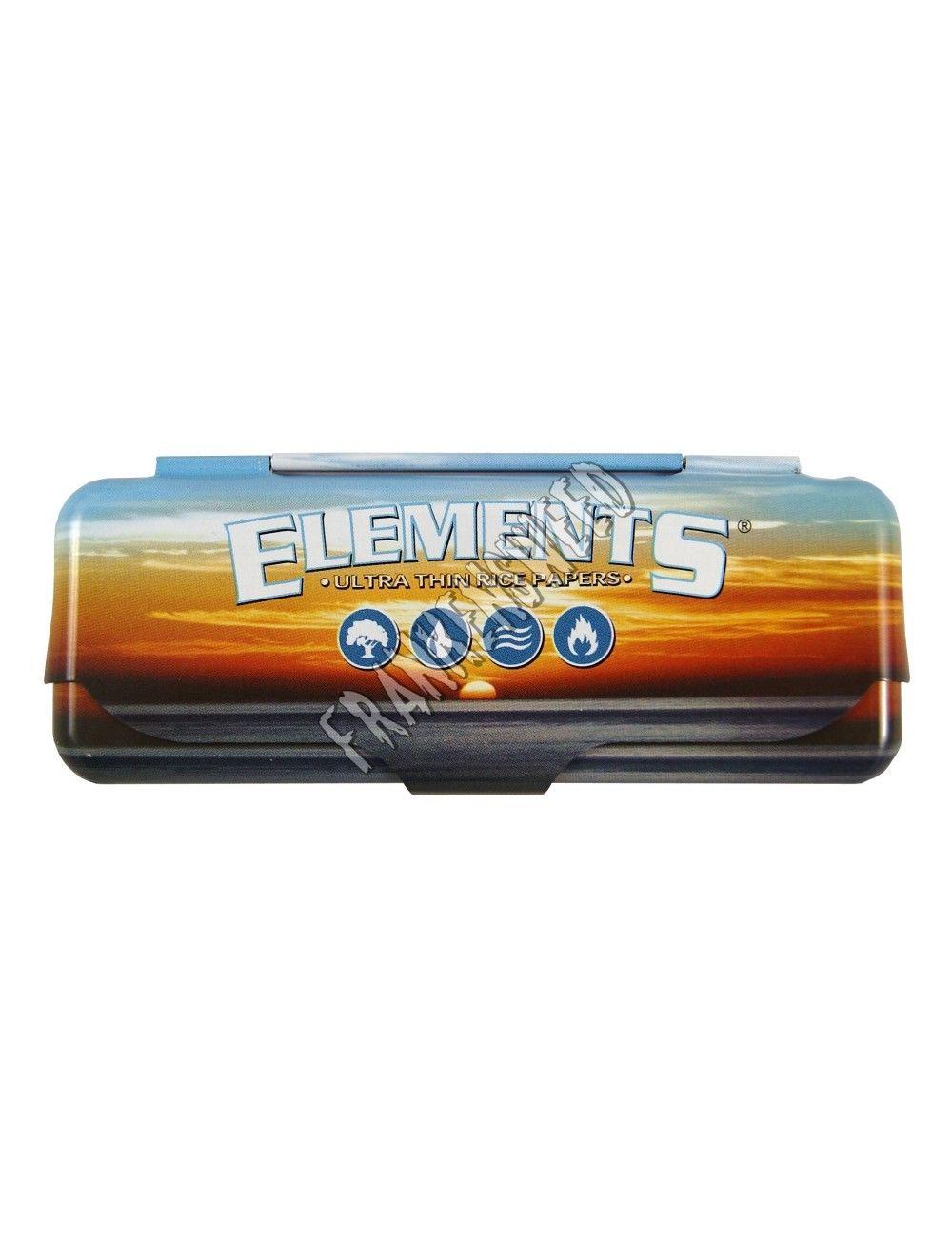 Elements 1¼ Metal Case