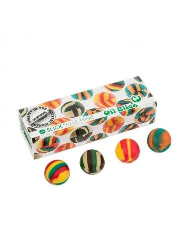 Slick Ball Minis