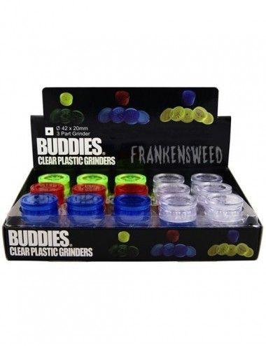 Buddies Grinder Small 3part