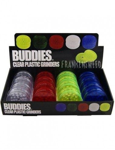 Buddies Grinder Medium 3part