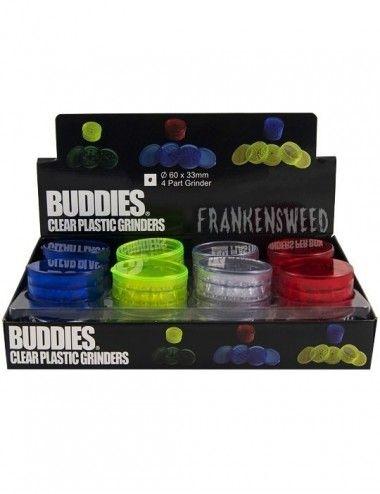 Buddies Grinder Medium 4part