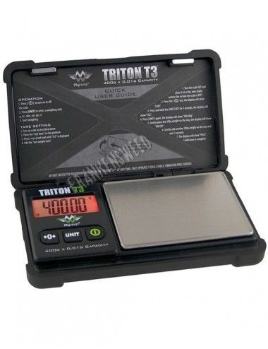 TRITON T3 - 400g x 0.01g