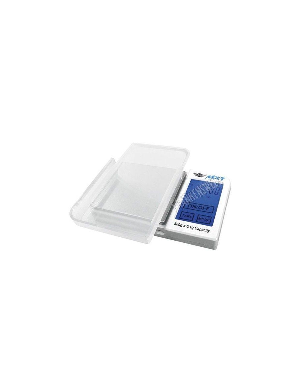 MXT 500 - 500g x 0.1g Mini-scale