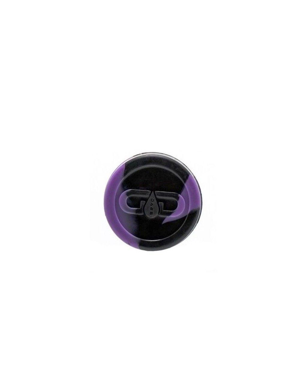 GG Dabs Silicone Jar Black Purple