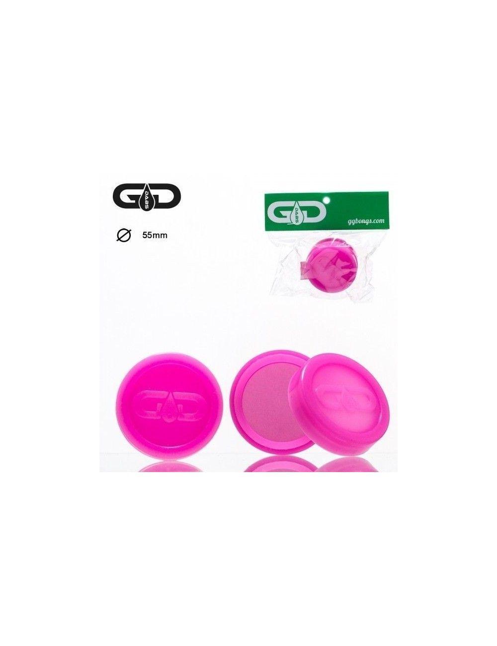 GGDabs Silicone Jar - Pink