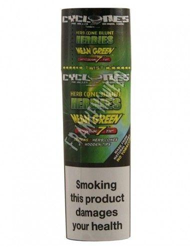 Cyclones Herbies Mean Green