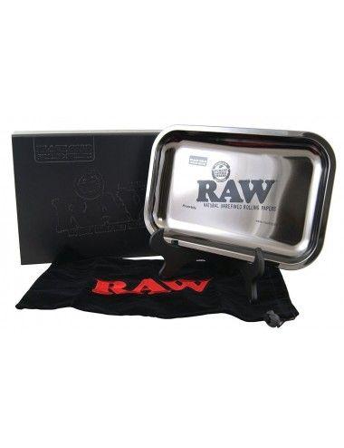 Bandeja RAW TRAY BLACK GOLD - LIMITED EDITION