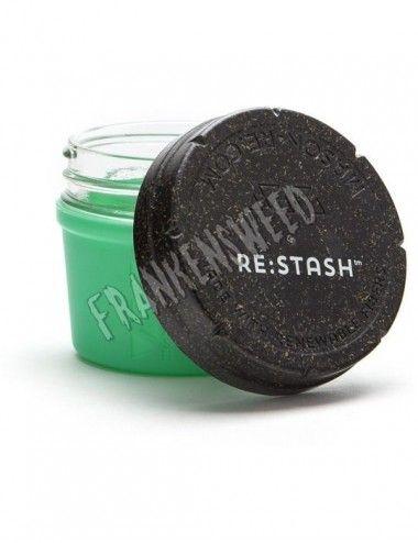 Re:Stash Jar Green 4oz