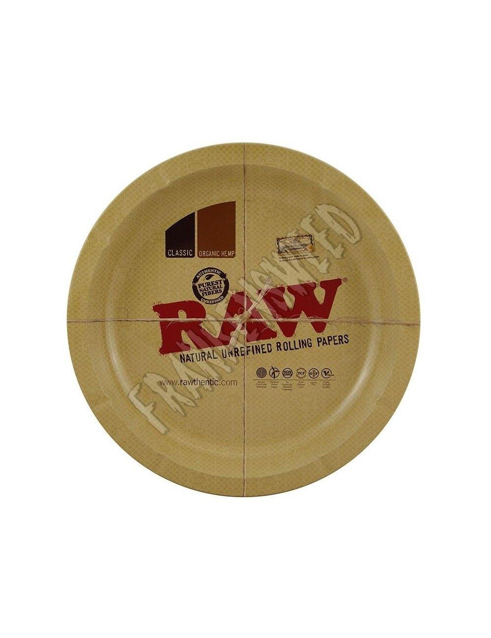 Bandeja RAW Classic ROUND