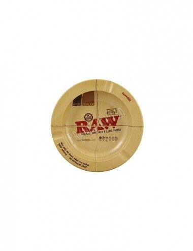 RAW Metal Ashtray Plain