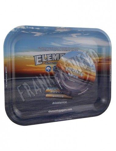 Elements Metal Ashtray Magnetic