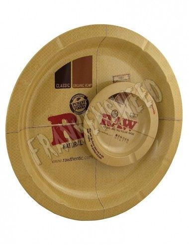 RAW Metal Ashtray Magnetic