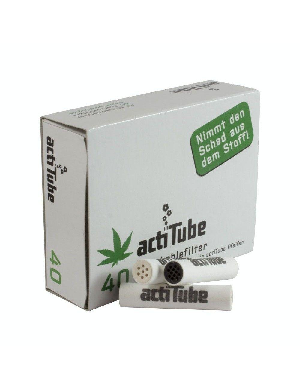 ACTITUBE (CAJA DE 40 FILTROS)