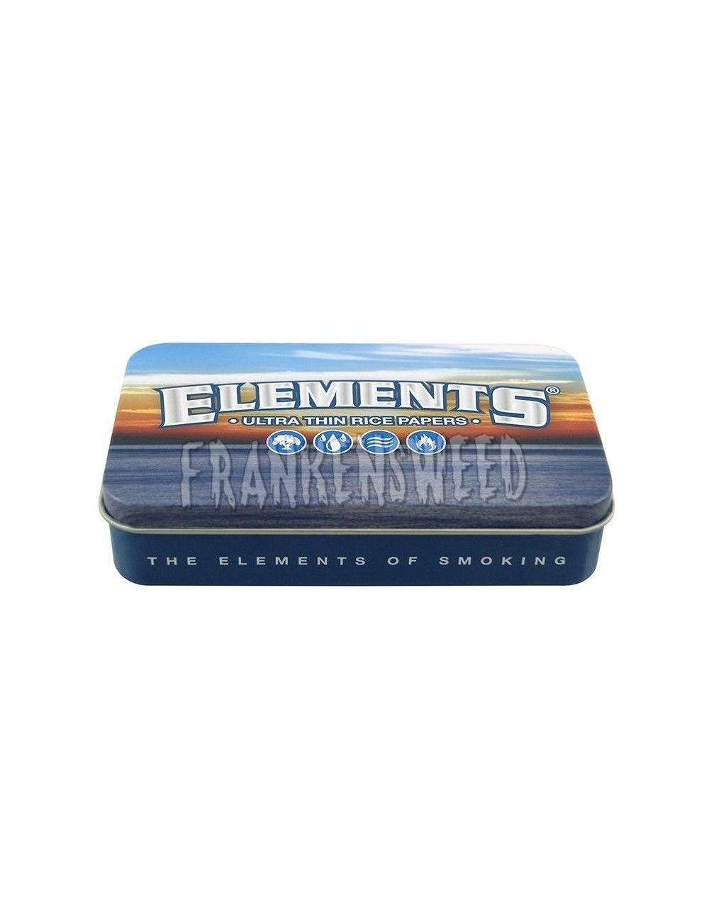 Elements Blue Roll Caddy XL