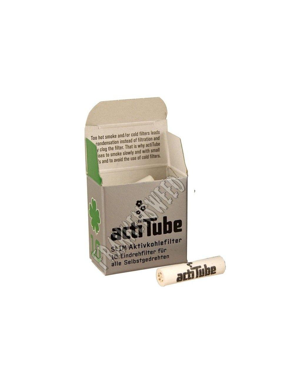 ACTITUBE SLIM (CAJA DE 10 FILTROS)