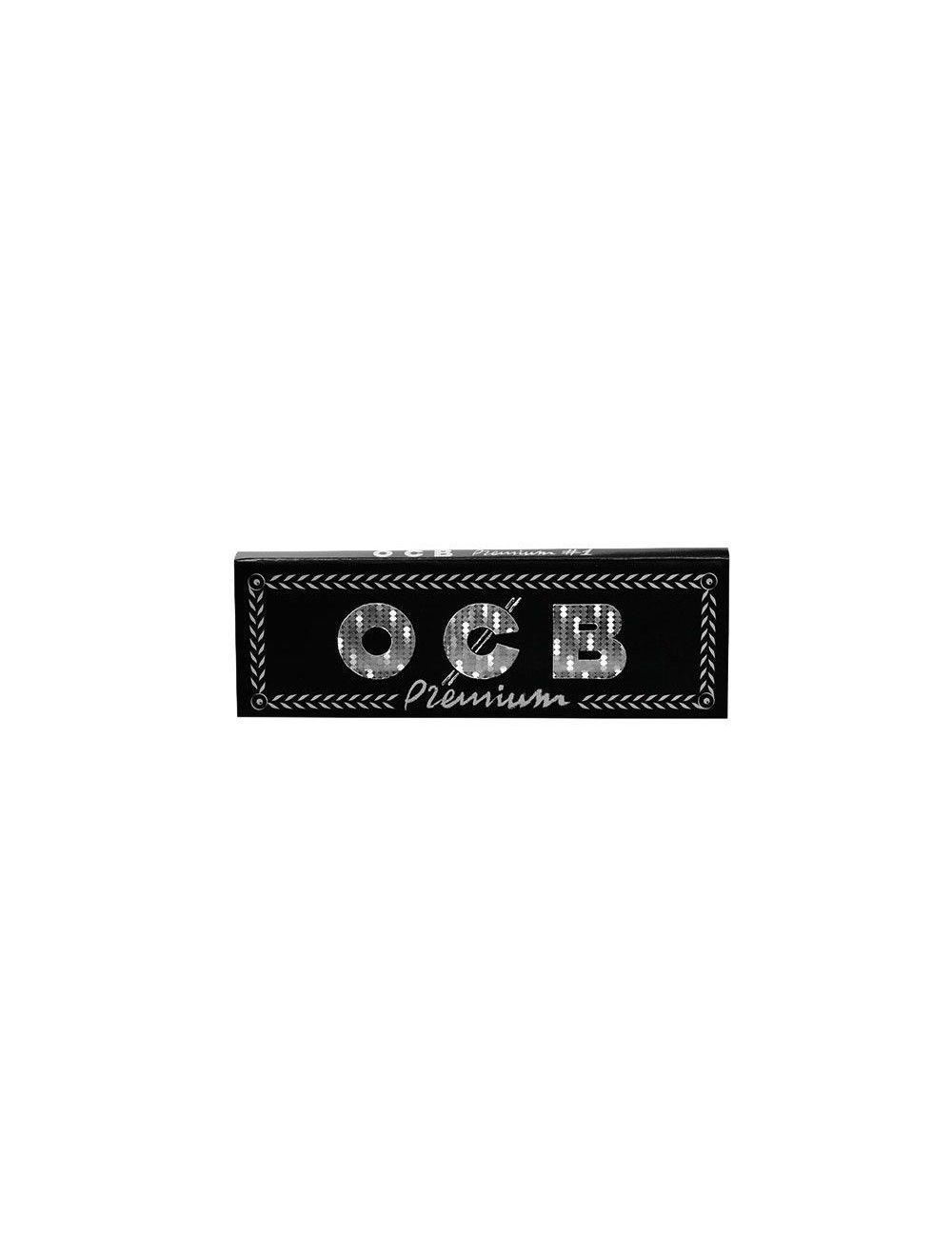 OCB Premium Black 1¼