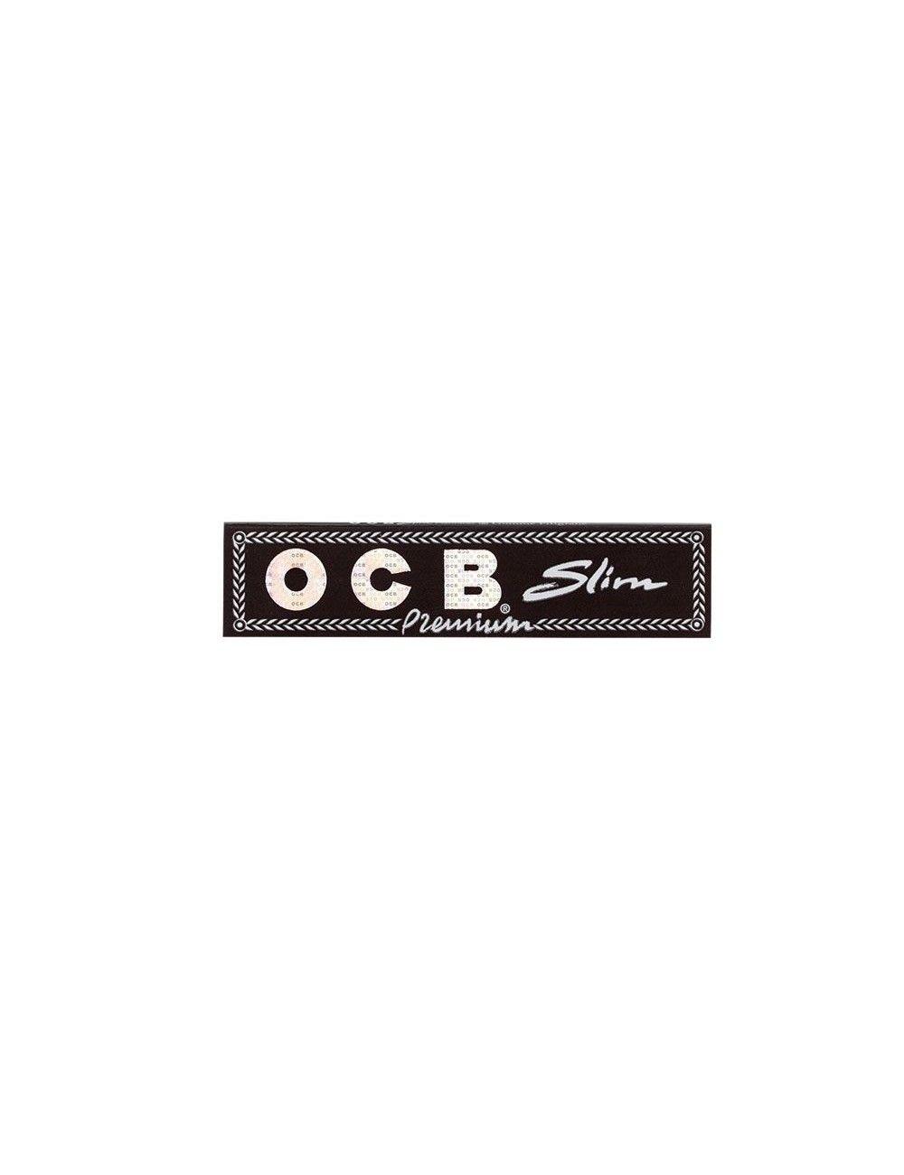 OCB Premium Black Slim
