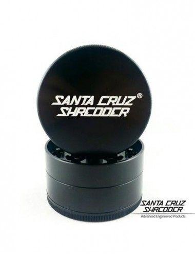 Santa Cruz Shredder 4-piece Large - Black