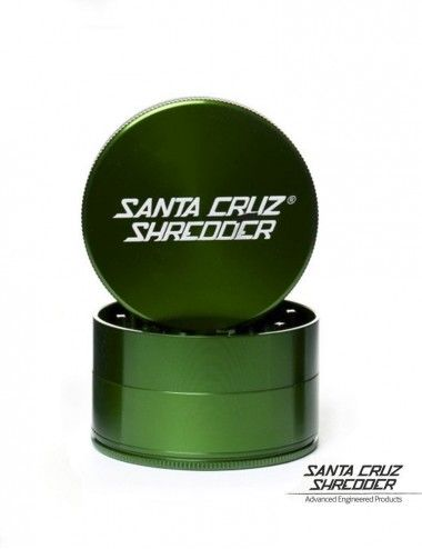 Santa Cruz Shredder 4-piece Large - Green
