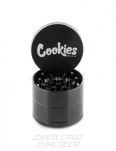 Santa Cruz Shredder 4-piece Medium - Cookies Black
