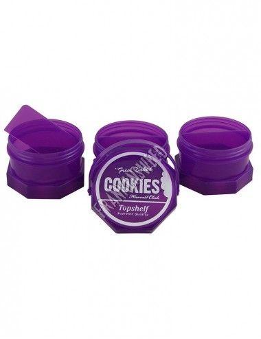 Cookies Storage Jar Regular Purple