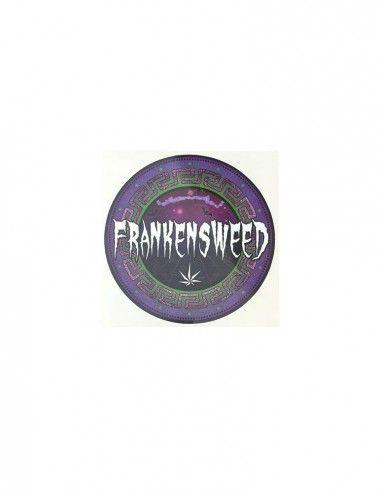 Pegatina Frankensweed Creepy