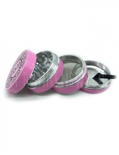 Dope Bros Grinder - Pink - 50mm