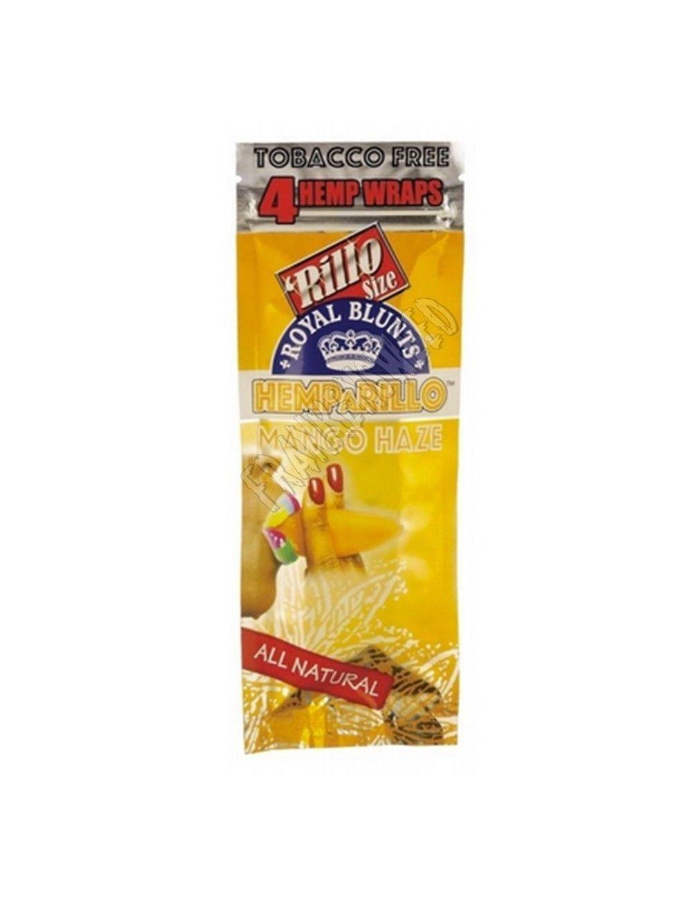 Hemparillo Wraps Rolls Mango Haze