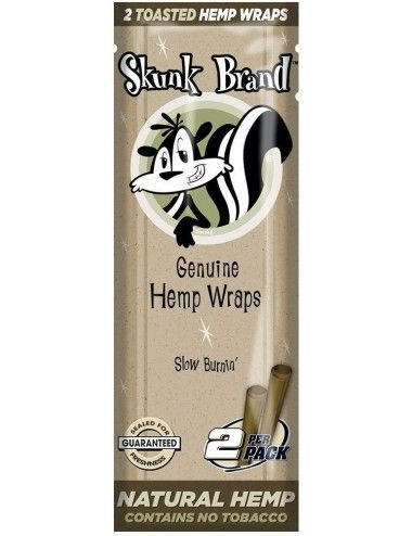 Skunk Hemp Wraps Original