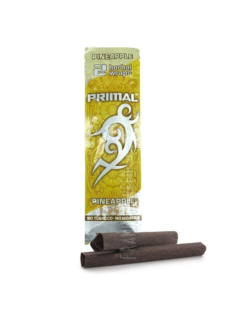 Primal Herbal Wraps - Pineapple