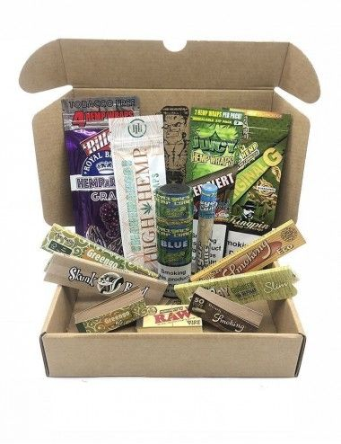 The Green Natural Box