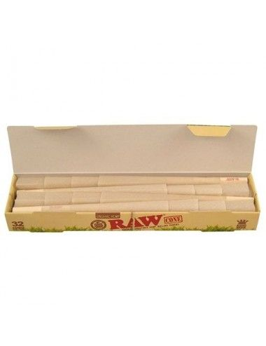 RAW Organic Cones King Size Minibox