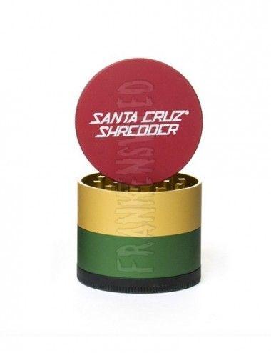 Santa Cruz Shredder 4-piece Medium - Rasta Matte