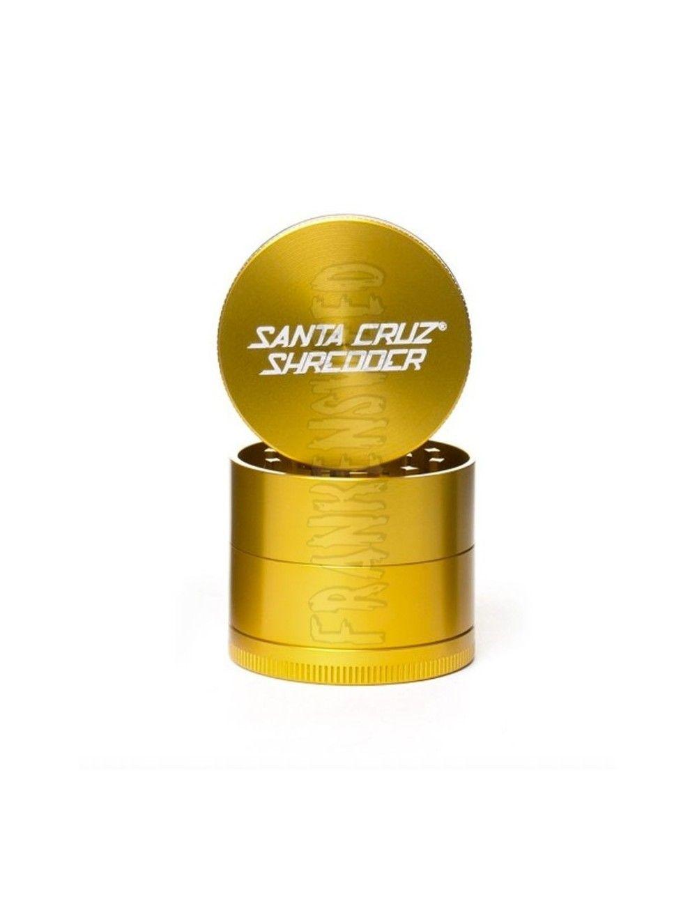 Santa Cruz Shredder 4-piece Medium - Gold Gloss