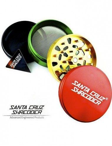 Santa Cruz Shredder 4-piece Large - Rasta