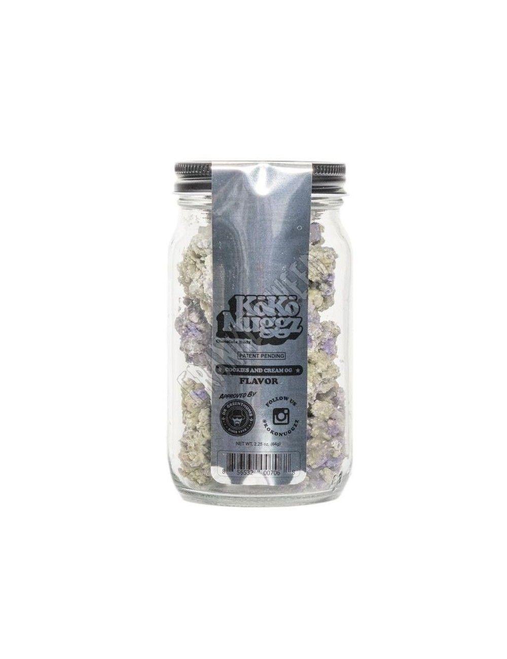 Koko Nuggz - Chocolate Bud - 2.25oz (Glass Jar)