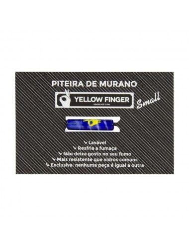 Yellow Finger - Murano Small
