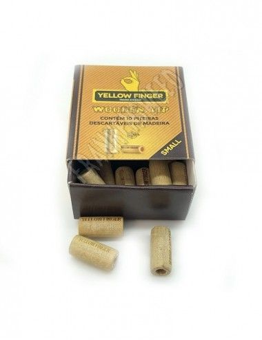 Yellow Finger Wood Small