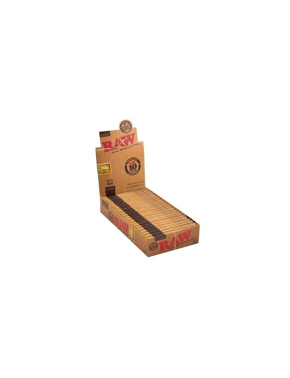 RAW Classic 1¼ Size BOX
