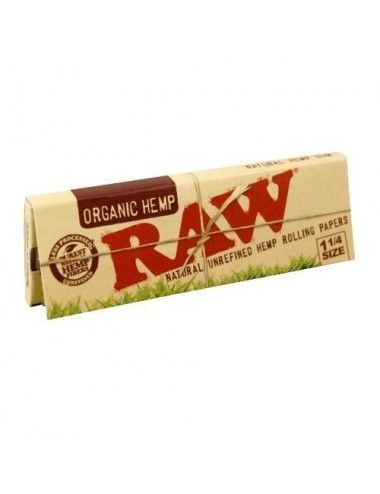 RAW Organic 1¼ Size BOX