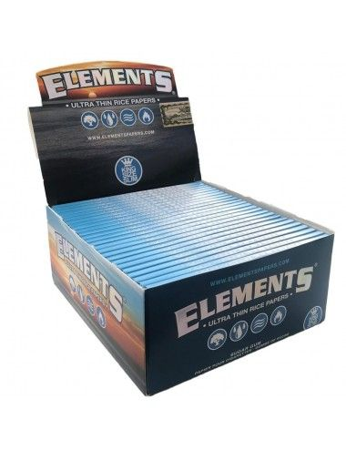 Elements King Size Slim Box